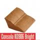 Console cu finisaj de lemn